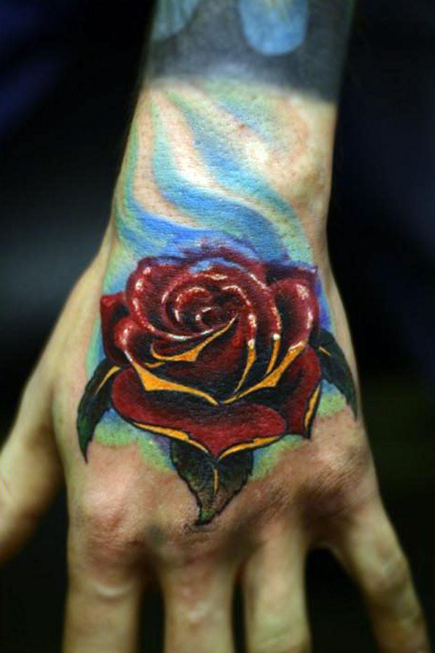 Black Rose Tattoos For Men Cool Tattoos Bonbaden
