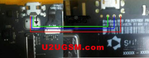BlackBerry Bold Touch 9900 Usb Charging Problem Solution Jumper Ways