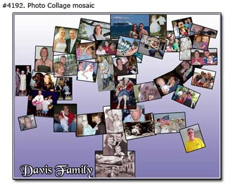 Family Photo Collage Examples 2
