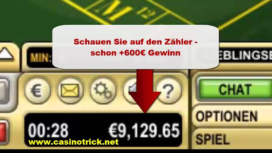 Roulette spielen on Casino Tricks's site. Powered by RebelMouse