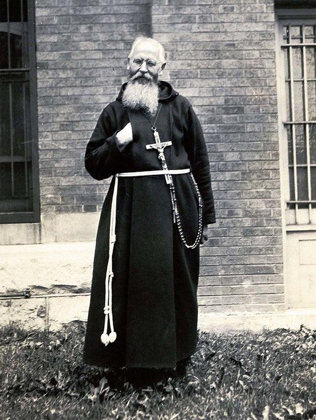 Theophilus Riesinger exorcista
