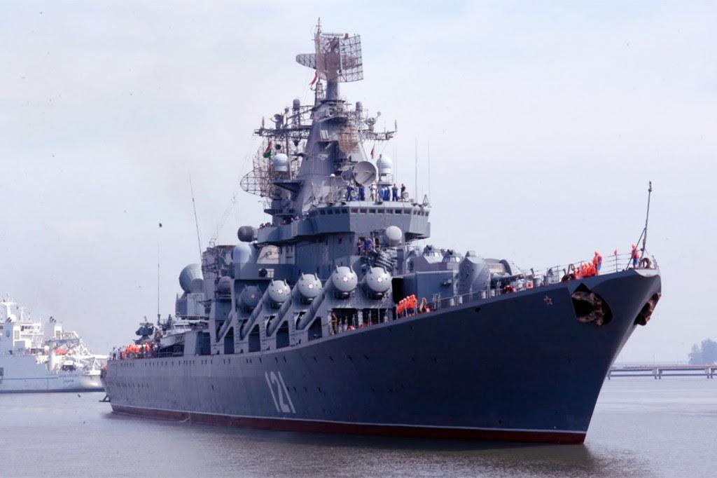 Ισραήλ: Άρνηση σε ρωσικό πολεμικό πλοίο που ήθελε να 'δέσει'
