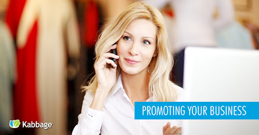 10 Easy Ways to Promote Your Business - Small Business Blog