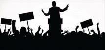 Ilustrasi Demokrasi (foto RMOLjabar.com)
