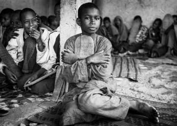 Los niños talibés