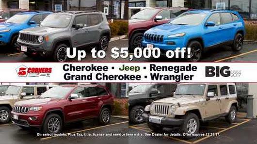 5 Corners Dodge Chrysler Jeep Ram - Google+