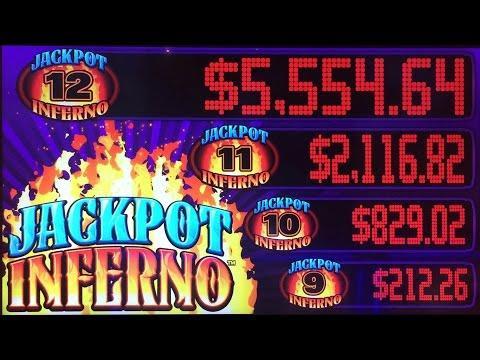 Oct 01, · Jackpot Inferno 5-reels, lines, Wild Symbol, Free Spins Bonus, Progressive with Jackpot Jump, RTP of %, Everi Tags: Everi Jackpot Inferno mobile Video Slots/5.