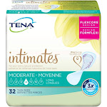Tena Incontinence Pads for Women, Moderate Thin, Long, 32 Count by Pharmapacks