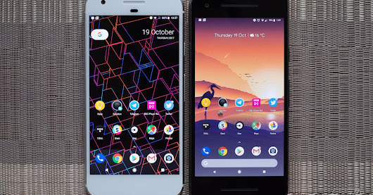 Pixel vs. Pixel 2: the five biggest changes