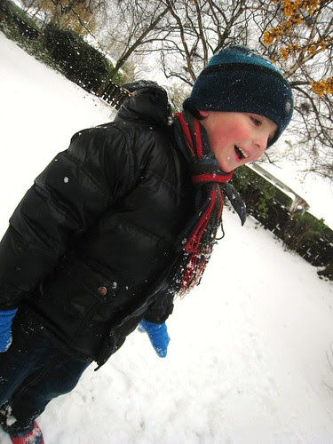 jamie snow
