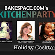 Holiday Cocktail #GoogleHangout w/ @kitchycooker @carolineoncrack & @estarla