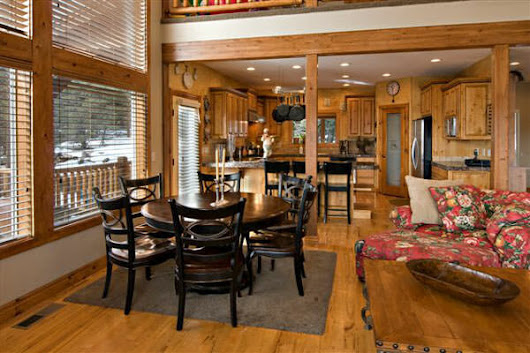 Zion Park Mountain Vacation Homes | Zion Canyon