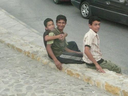 Petra Jordan's children