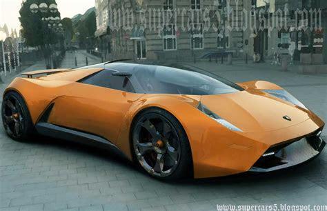 Latest cars: Lamborghini insecta concept car