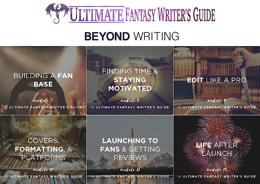 Build your author career with the Ultimate Fantasy Writer's Guide - Autumn Writing