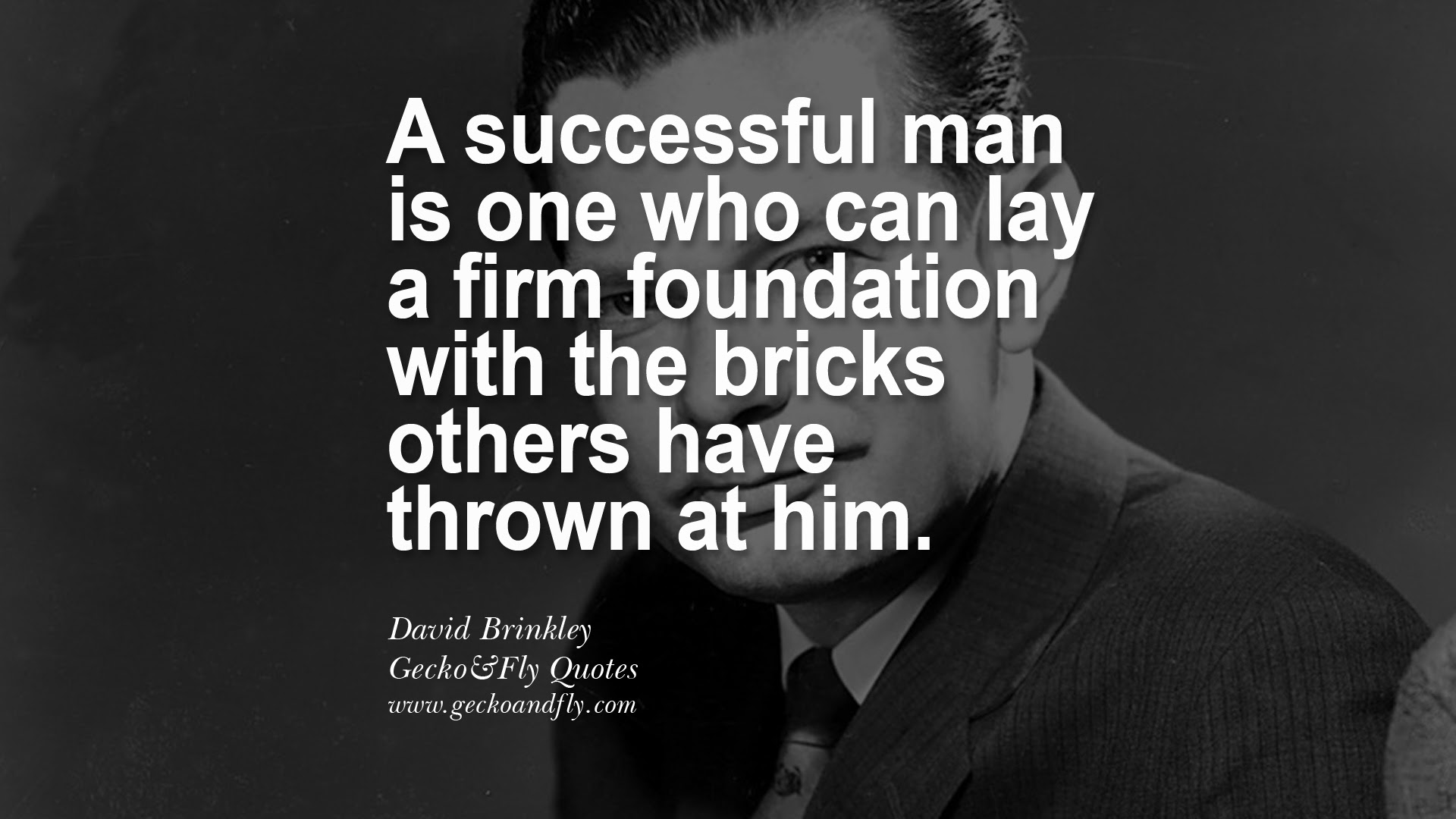 Inspirational Quotes About Foundation. QuotesGram