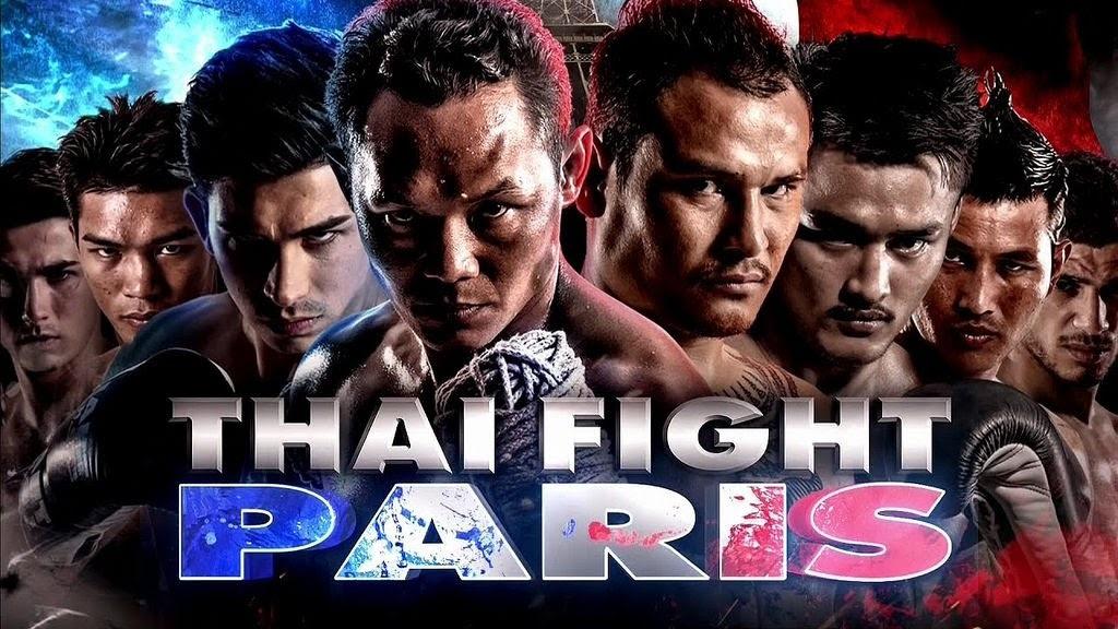 ไทยไฟท์ล่าสุด ปารีส Victor Pinto 8 เมษายน 2560 Thaifight paris 2017 : Liked on YouTube https://goo.gl/yh3cT1