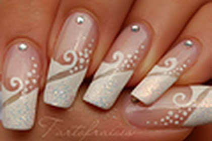 Nails Art French