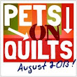 The Pets on Quilts Show 2013