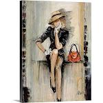Vogue | Canvas Wall Art | 30x40 | Great Big Canvas