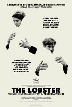 The Lobster: Eine unkonventionelle Liebesgeschichte Filmplakat