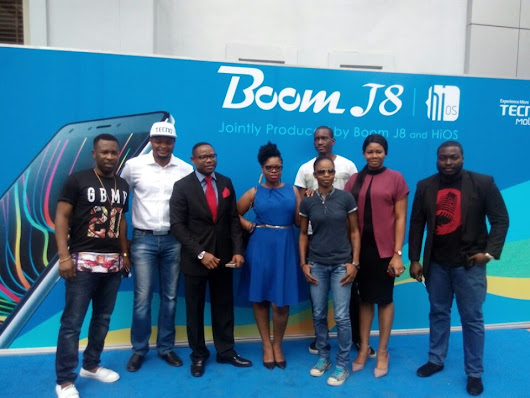 LIVE Pictures of The BOOM J8 Launch in Lagos -       TECNO MOBILE COMMUNITY OFFICIAL FORUM