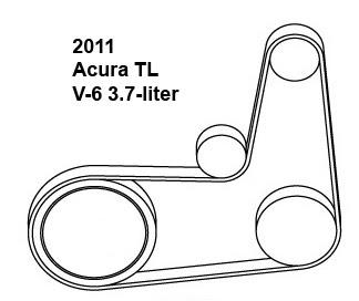 2013 acura on acura tl belt diagram fan belt diagram acura belt diagram