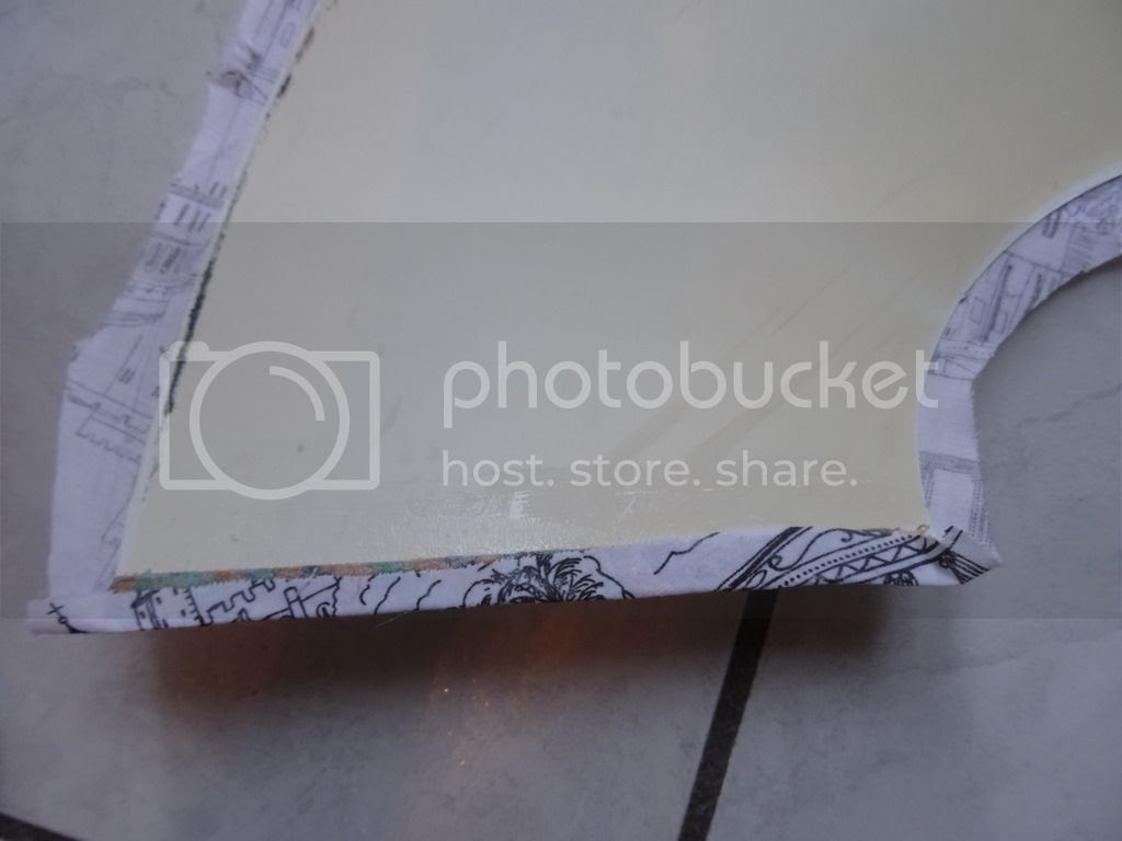 Lampenschirm neu gestalten DIY / Upcycling photo DSC05307_zpszm3b4a1o.jpg