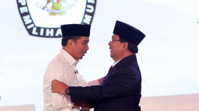 Cara Jokowi vs Prabowo Putus Rantai Korupsi di Birokrasi