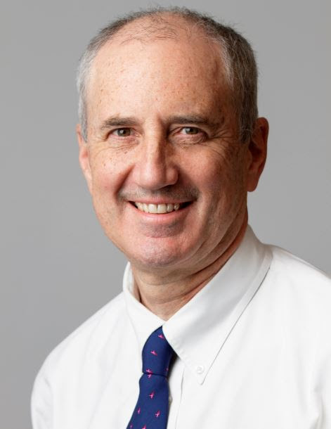 Headshot of Ted Trimble