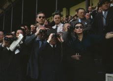 Robert Capa a color: exposición en el ICP de Nueva York