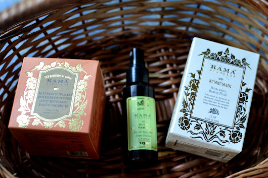 Get Ready for Durga Pujo with Kama Ayurveda Skincare - Presented By P