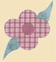 Flower Pattern para applique