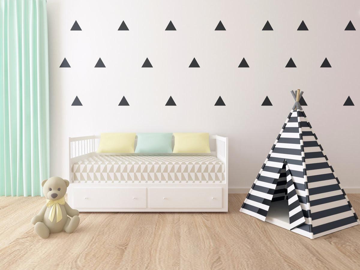 5 Pomysłów Na ścianę W Pokoju Dziecka Domidpl