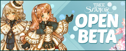 The Open Beta for Tree of Savior will be coming soon -