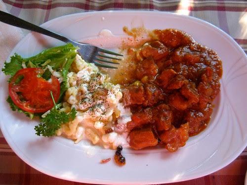 Székely Marhapörkölt - Beef Stew (Transylvanian)