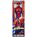 Titan Hero Series Spider-Man Action Figure [Ball Joint Articulation]