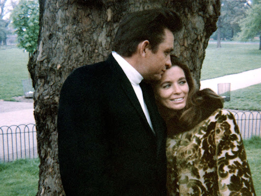 Johnny Cash's note to June Carter Cash is the greatest love letter of all time