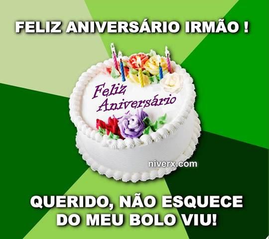 Frases Para Aniversário De Irmão Celular Facebook Whatsapp Figura 2