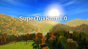 SuperTuxKart 1.0 disponibile al download