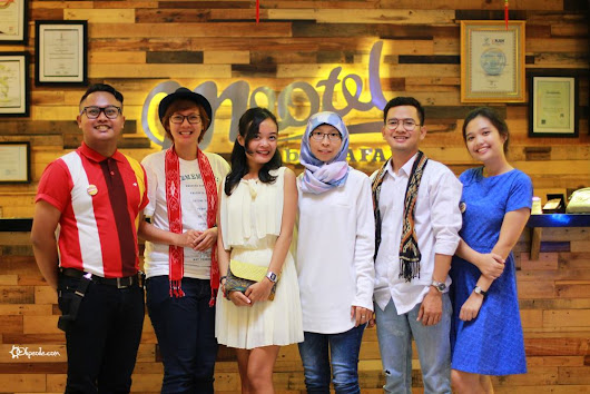 Meotel Purwokerto, Hotel Retro Yang Instagramable