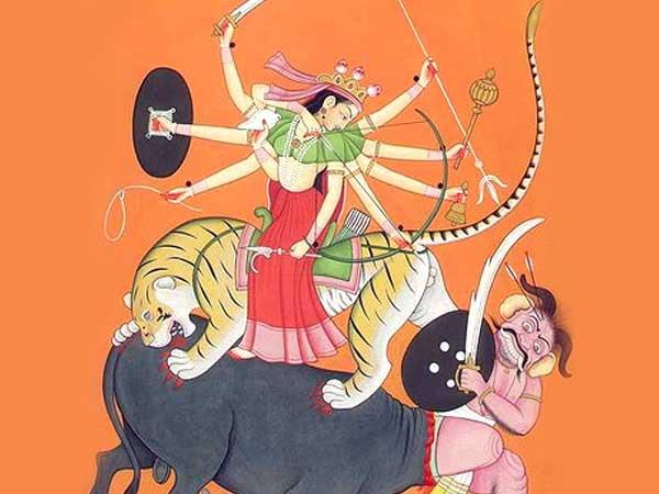 History of Navratri