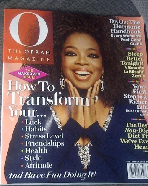 Oprah Natural Hair Care
