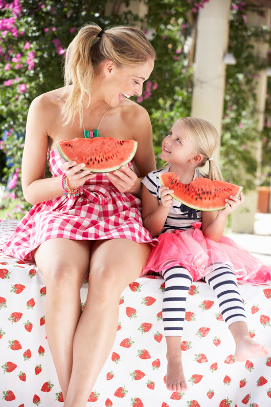 Tips For Living Healthy While Raising Kids