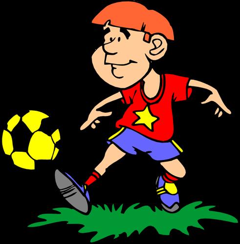 Terkeren 12+ Gambar Kartun Anak Bermain Bola - Gani Gambar