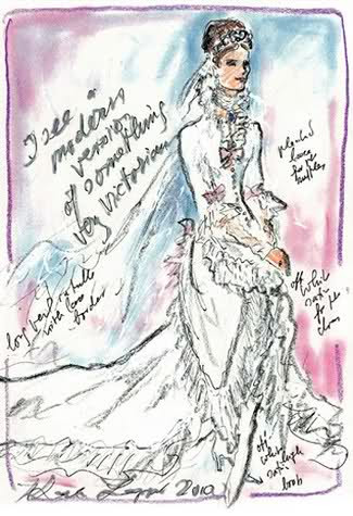 Kate's Wedding Dress :  wedding nyc wedding dress 2uij4eg Image and video hosting by TinyPic