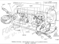 1977 Ford Wiring Harness Diagrams