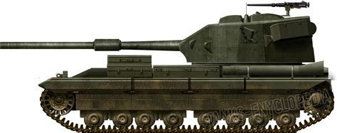 FV215 Heavy Gun Tank   Tank Encyclopedia
