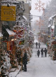 park city  - So pretty!!!