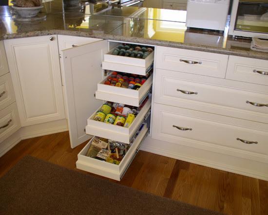 Kitchen Countertop Storage Ideas | Home Decorating Ideas 2016/2017